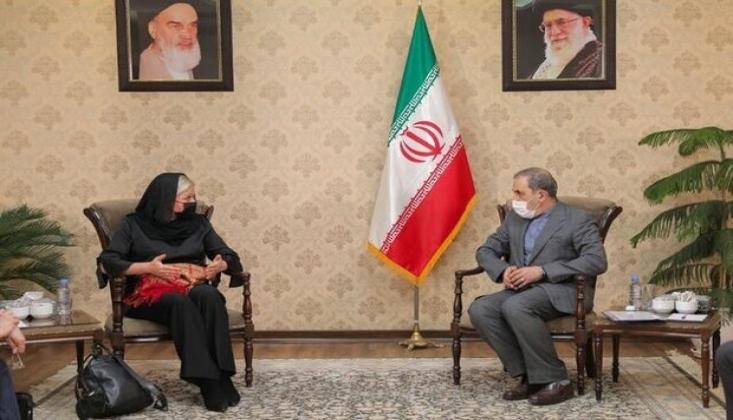 İran: Irak'a Her Türlü Destek Vermeye Hazırız