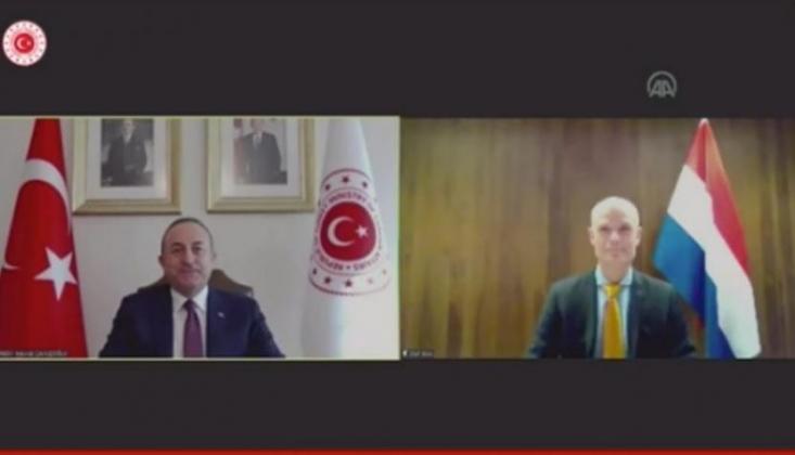 Çavuşoğlu'dan AB Açıklaması: Bir Fırsat Penceremiz Var