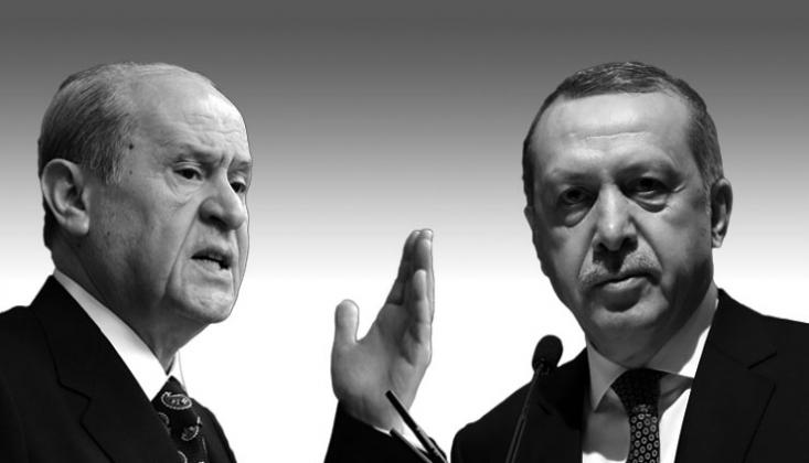 AKP ile MHP 'Türklük' Üzerinden Karşı Karşıya Gelecek