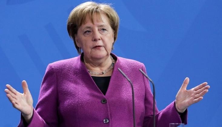 Merkel: Güvenli Bölgeye İhtiyacımız Var
