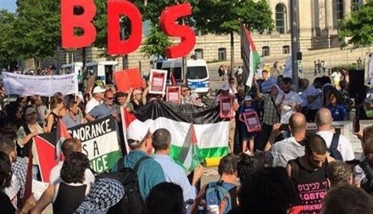 BDS: İsrailli Ürünlerin Tanınması Savaş Suçudur