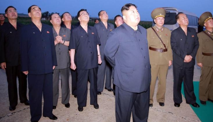 Kuzey Kore, Tartışmalı Uydu Fırlatma Alanında 'Çok Önemli' Tatbikat Yaptı