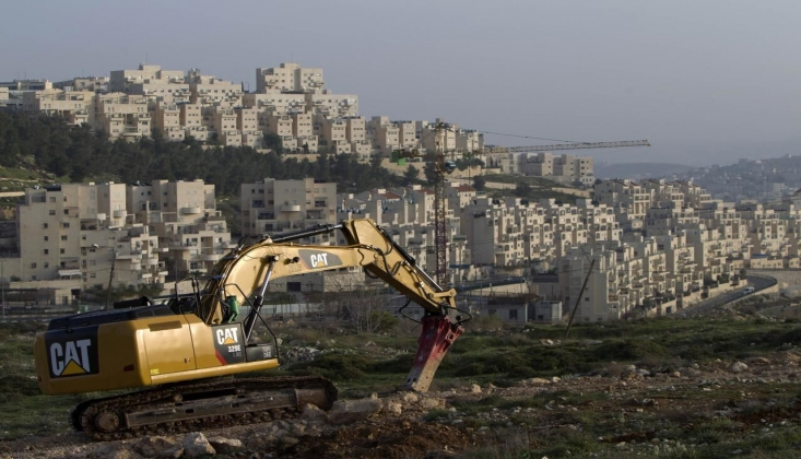 İsrail Korona Salgını Gölgesinde İşgale Devam Ediyor