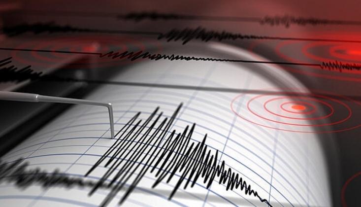Endozenya'da 6.9 Büyüklüğünde Deprem