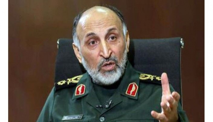 İran Devrim Muhafızları Kudüs Gücü Komutan Yardımcısı Hicazi Hayatını Kaybetti