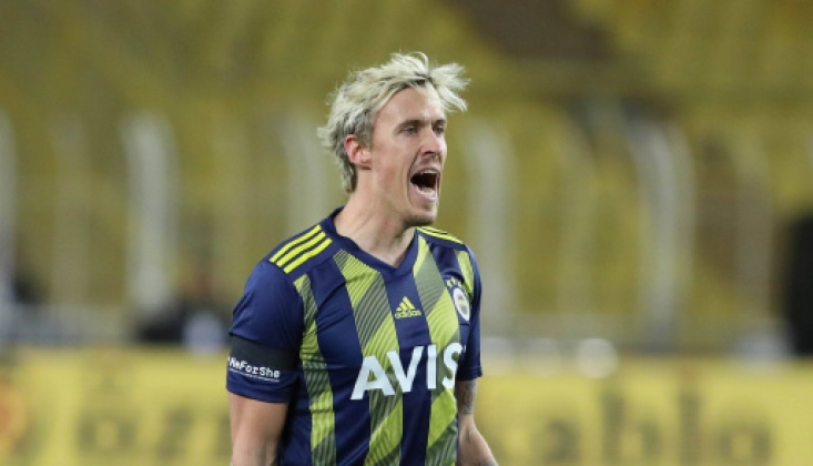 Fenerbahçe'den Max Kruse'ye 160 Milyon TL'lik Dava!