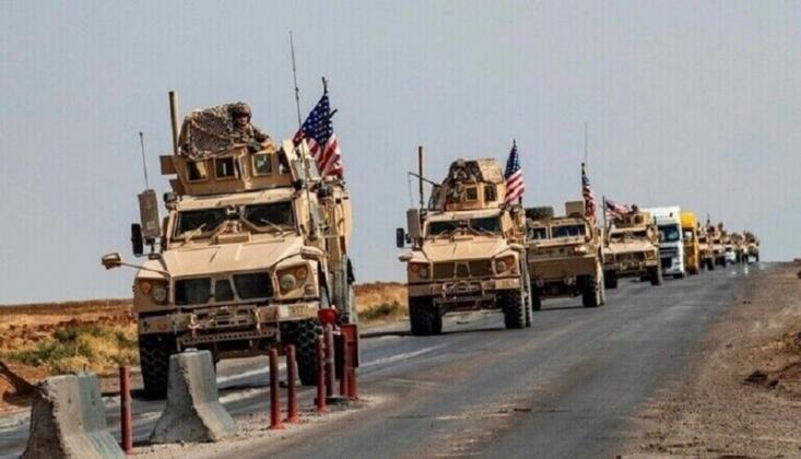 Amerikalı Terörist Askerler Haseke'den Çekildi