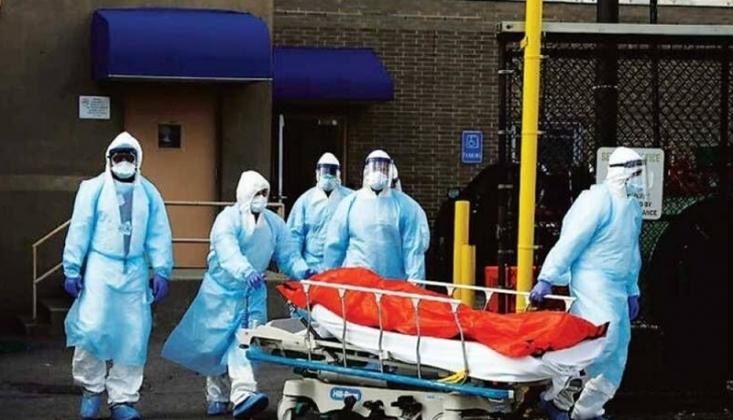 ABD'de Ölenlerin Sayısı 537.000'i Geçti
