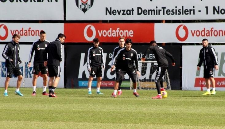 Beşiktaş'ın Alanyaspor Kadrosu Belli Oldu!