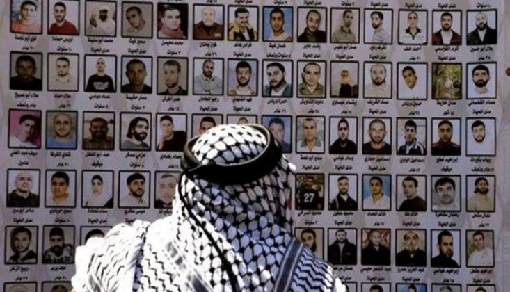 Onlarca Filistinli 20 Yılı Aşkın Siyonist Rejim Zindanlarında