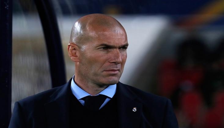 Zidane Koronavirüse Yakalandı
