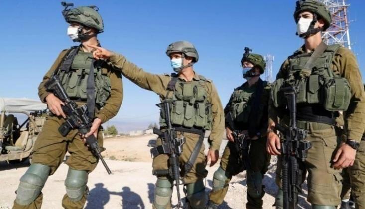 İşgal Güçleri Filistinli Sivillere Saldırdı