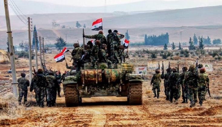 Suriye Ordusu, Türkiye'nin Harekat Odasına Yaklaştı
