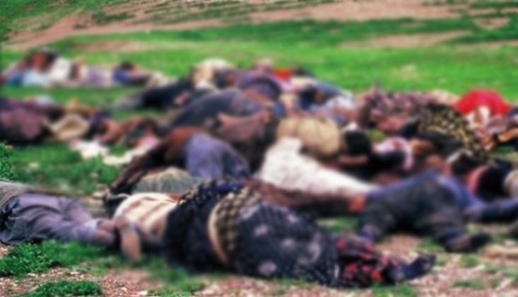 Halepçe'de Kimyasal Bombardımanın Yıl Dönümü