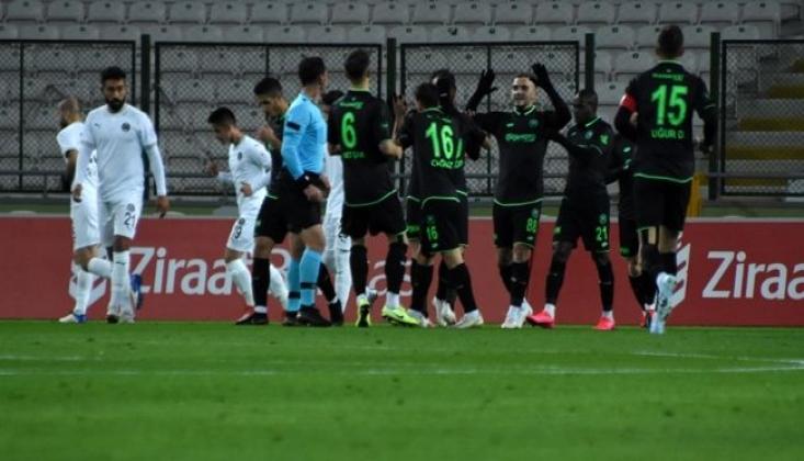 Konyaspor Kupada Gol Olup Yağdı