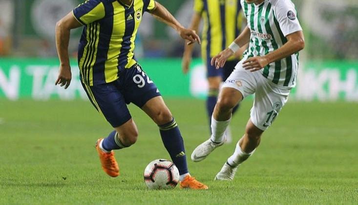 Fenerbahçe - Konyaspor! Muhtemel 11'ler