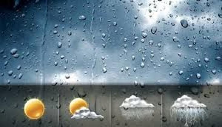 Meteoroloji'den Hem Sıcaklık Hem Yağış Uyarısı!