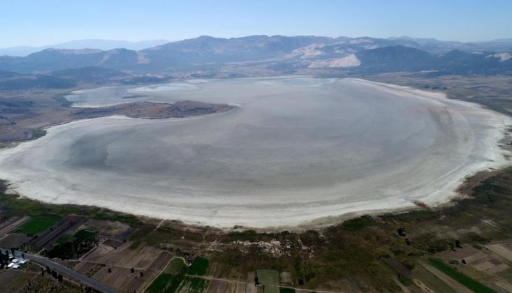 Son 60 Yılda 70'e Yakın Doğal Göl Kurudu