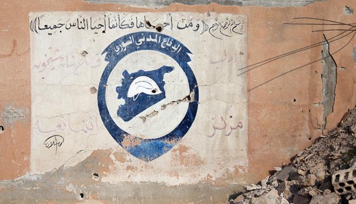 Beyaz Miğferler Suriye'de Batı'nın Hesabına Birçok İş Yaptı