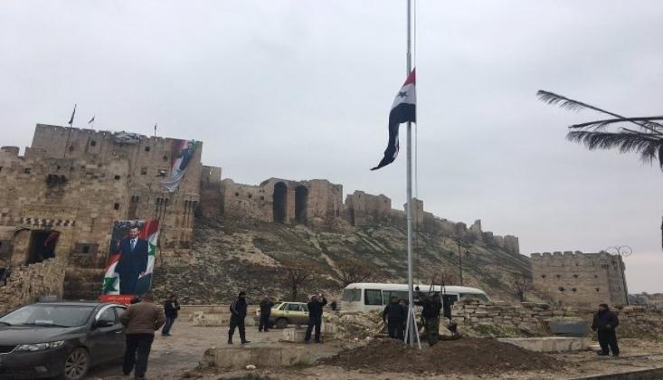 'Halep'te Militanların Saldırısında İki İranlı Gazeteci Yaralandı'