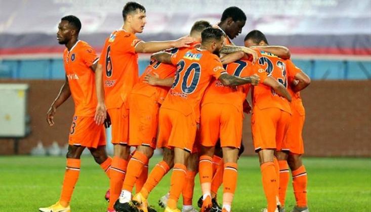 Medipol Başakşehir, Deplasmanda Trabzonspor'u 2-0 Mağlup Etti