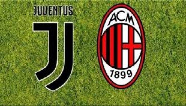 Juventus-Milan Maçına Koronavirüs Engeli