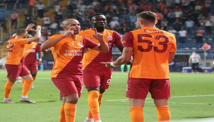 Galatasaray İkinci Yarıda Açıldı!