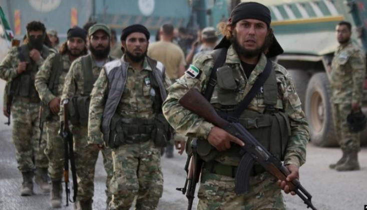 İlk Suriyeli İsyancı Grup Azerbaycan Topraklarına Girdi