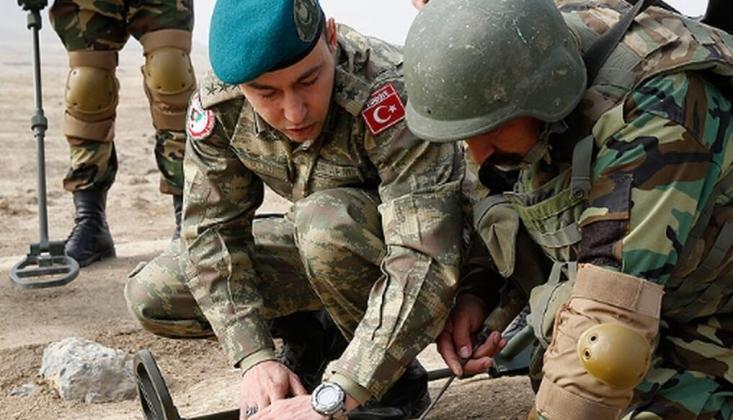 Afgan Askerlerin Türkiye'deki Eğitimi Başladı