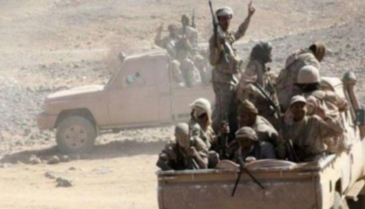 Yemenli Güçler Suud İttifakının Üssünü Ele Geçirdi
