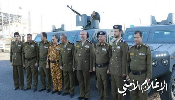 Yemen: Zırhlı Araçlarımızı Kendimiz Üretebiliyoruz