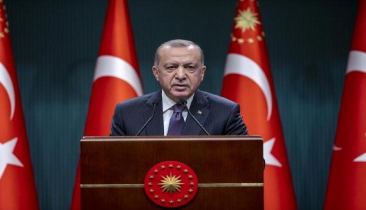 Erdoğan Yeni Kısıtlamaları Açıkladı