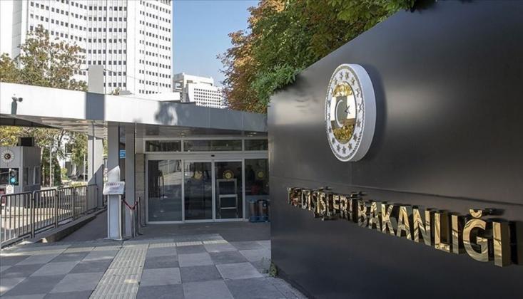 İsveç Büyükelçisi Dışişleri Bakanlığına Çağrıldı