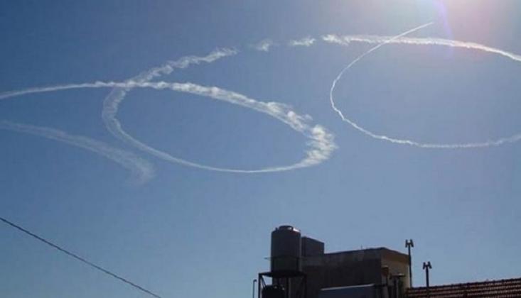 Siyonist İsrail'in Lübnan Hava Sahasına Yönelik İhlalleri Devam Ediyor