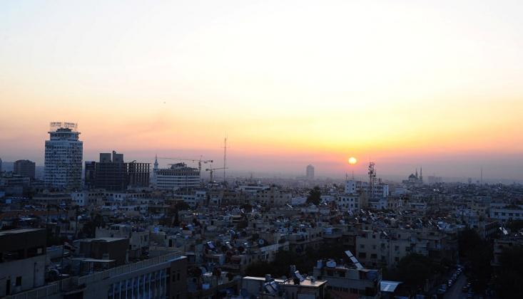 Suriye'ye 2011 Sonrası Batı'dan İlk Turizm Yatırımı