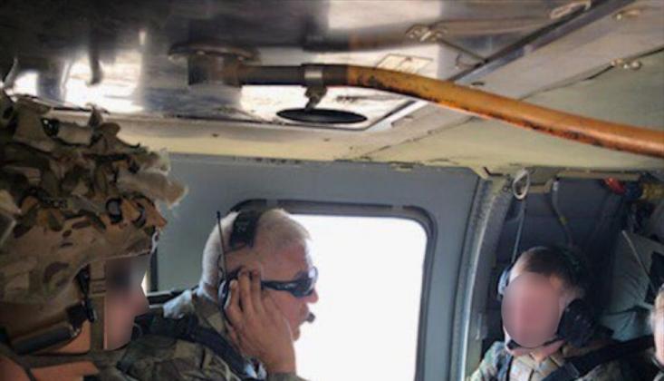Türkiye İle ABD'den İlk Ortak Helikopter Uçuşu
