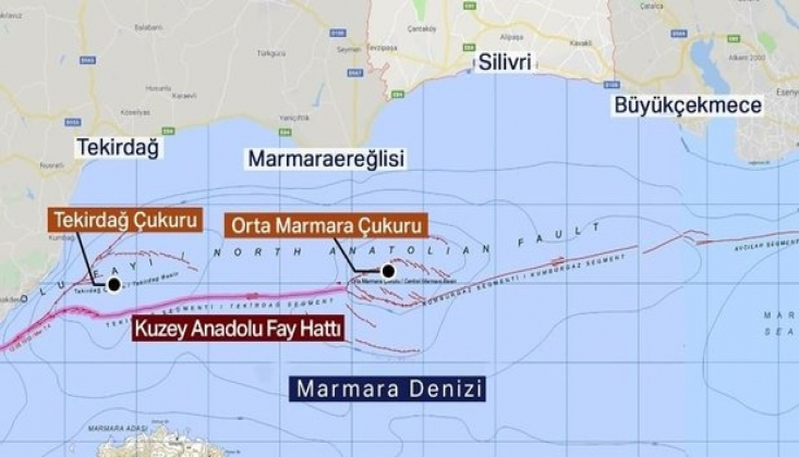 Marmara Depreminin Ardından Şoke Eden Açıklama