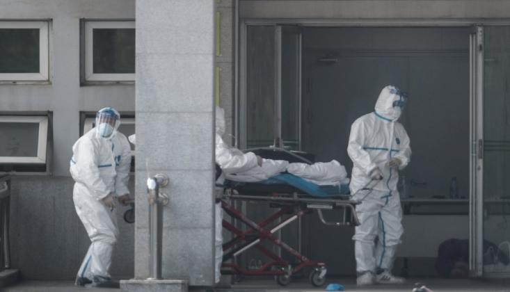 Çin'de Koronavirüs Salgınına İlişkin Son Rakamlar