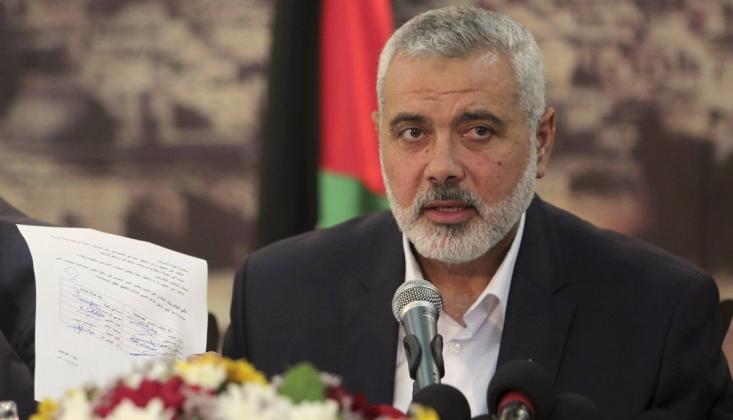 'Filistin Boyun Eğmeyecek'