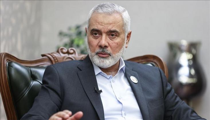 Hamas'tan Dünyaya Çağrı!