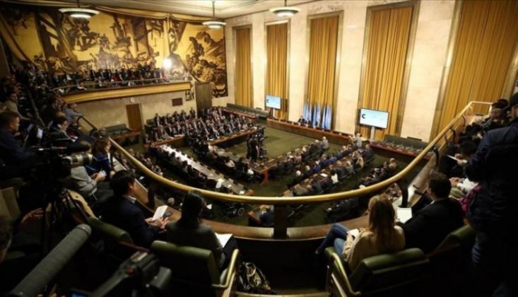 Suriye Anayasa Komitesi Toplantısından Sonuç Çıkmadı