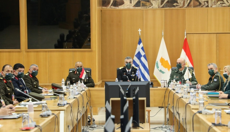 Güney Kıbrıs'ta Türkiye'ye Karşı İşbirliği