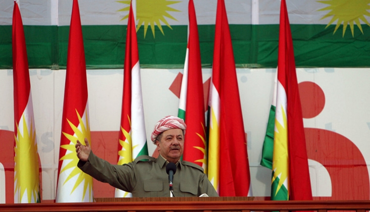 Barzani'den Trump'a Yanıt