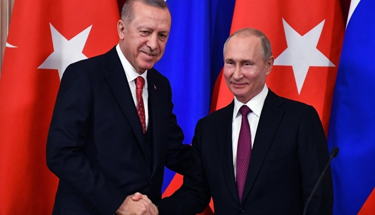 Putin'in Planlarında Erdoğan'la Görüşme Yok
