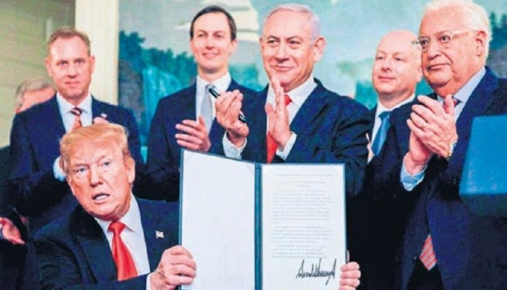 Müslüman Ülkeler İsrail ile Yakınlaşmak İstiyormuş!