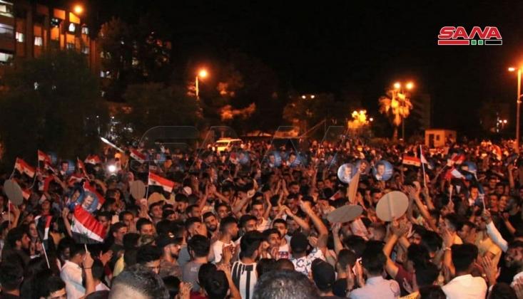 Suriye Devlet Başkanlığı Seçimlerini Beşar Esad Kazandı