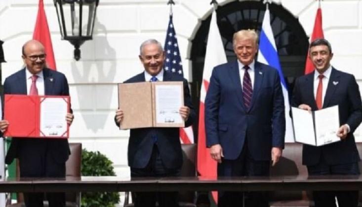 Abraham Anlaşmasının Camp David ve Vadi Arabe Anlaşması ile Farkları