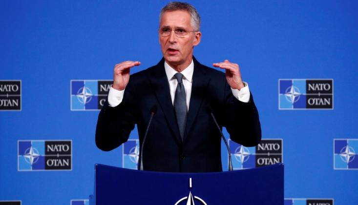 NATO ve Almanya 'Güvenli Bölge' Önerisini Görüştü