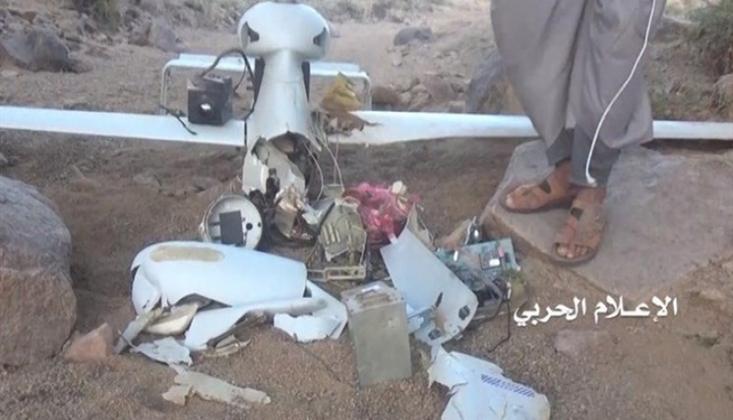 Yemen Ordusu, Amerikan İHA'sını Düşürdü