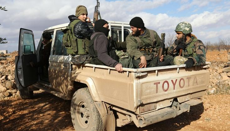 Rusya: Suriye'de Militanlar Provokasyon Hazırlığı İçinde